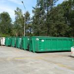 logistica per il trasporto rifiuti