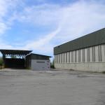 impianto per l'autolavaggio mezzi